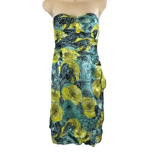 Nanette Lepore Strapless Dress 10